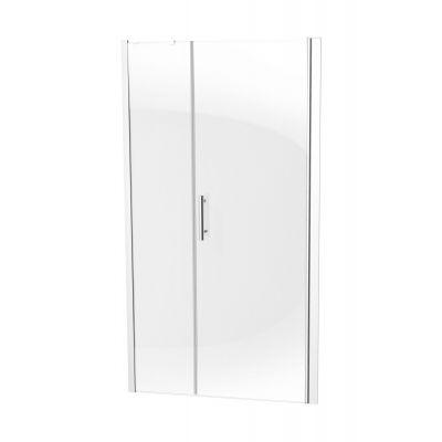 Deante Moon drzwi prysznicowe uchylne 50+70 cm z szerokim wejściem KTM014P