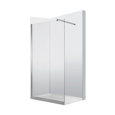 Deante Abelia Walk-In ścianka prysznicowa 120 cm wolnostojąca KTA031P