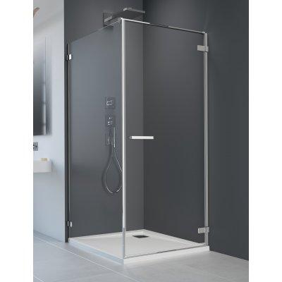Radaway Arta KDJ I drzwi prysznicowe 80 prawe wahadłowe 386081-03-01R