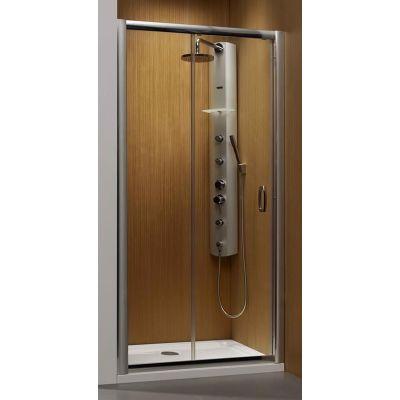 Radaway Premium Plus DWJ drzwi wnękowe 120 cm 33313-01-01N