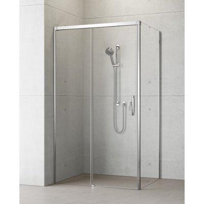 Radaway Idea KDJ drzwi prysznicowe 100 cm do ścianki lewe 387040-01-01L