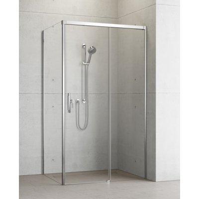 Radaway Idea KDJ ścianka boczna S1 90 cm do drzwi lewa 387050-01-01L