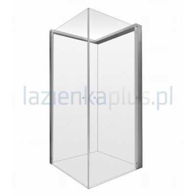 Duravit OpenSpace kabina prysznicowa 100 cm kwadratowa 770003000010000