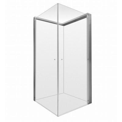 Duravit OpenSpace kabina prysznicowa 100 cm kwadratowa 770003000000000