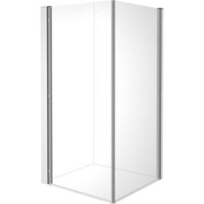 Duravit OpenSpace B kabina prysznicowa 90 cm kwadratowa szkło przezroczyste/lustrzane 770008000100000