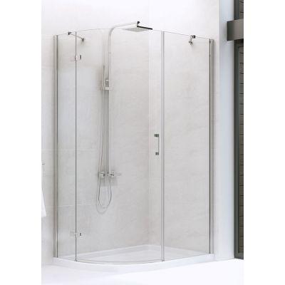 New Trendy New Merana kabina prysznicowa 120x85 cm prawa szkło przezroczyste K-0336