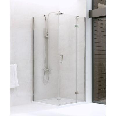 New Trendy New Renoma kabina prysznicowa 120x100 cm prawa prostokątna szkło przezroczyste D-0118A/D-0085B