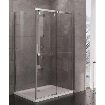 New Trendy Porta kabina prysznicowa 120x90 cm prostokątna prawa szkło przezroczyste EXK-1048/EXK-1110