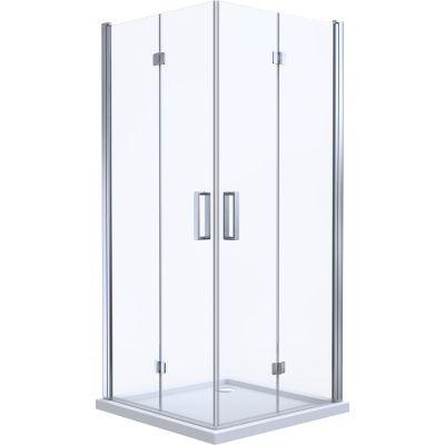 Oltens Byske kabina prysznicowa 90x90 cm kwadratowa 20002100