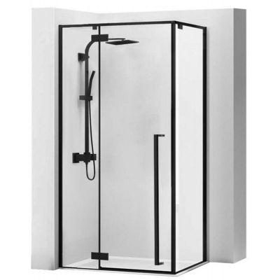 Rea Fargo kabina prysznicowa 100x80 cm prostokątna szkło przezroczyste REA-K6950