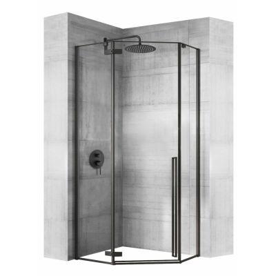 Rea Diamond kabina prysznicowa 90x90 cm szkło przezroczyste REA-K5622