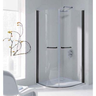 Sanplast Prestige III KP2/PRIII-90 kabina prysznicowa 90 cm półokrągła szkło przezroczyste 600-073-0530-59-401