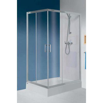 Sanplast TX kabina prysznicowa narożna prostokątna 80x100 cm KN/TX5b-80x100 600-271-0200-39-401