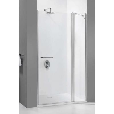 Sanplast Prestige III drzwi prysznicowe 110 cm DJ2/PRIII 600-073-0810-39-401