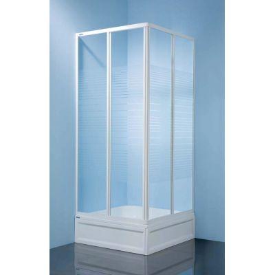 Sanplast Classic kabina prysznicowa 80 cm kwadratowa KNs-c-80 biewP 600-013-0020-01-520