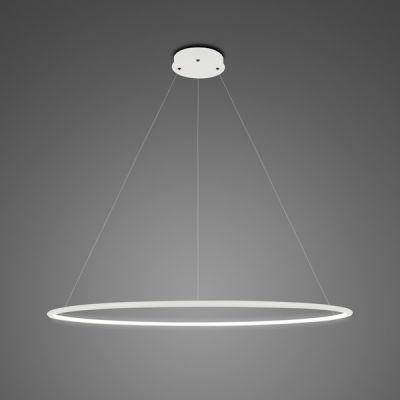 Altavola Design Ledowe Okręgi lampa wisząca 1x55W biała LA073/P_100_in_4k_white
