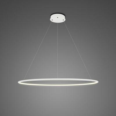Altavola Design Ledowe Okręgi lampa wisząca 1x43W biała LA073/P_80_in_3k_white