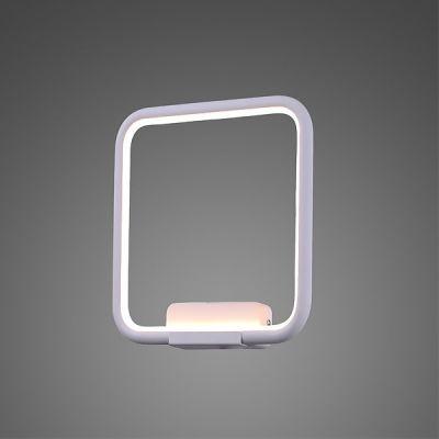 Altavola Design Ledowe Kwadraty kinkiet 1x15W biały LA079/W_in_4k_white