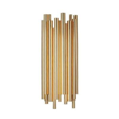 Altavola Design Tubo kinkiet 2x20W miedziany XC-110-copper