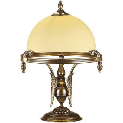 Amplex Cordoba I lampa biurkowa 1x60W patyna połysk 198