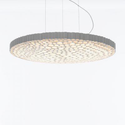 Artemide Calipso lampa wisząca 55W biała 0213010APP