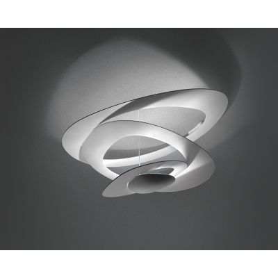 Artemide Pirce Mini lampa podsufitowa 1x330W biała 1247010A