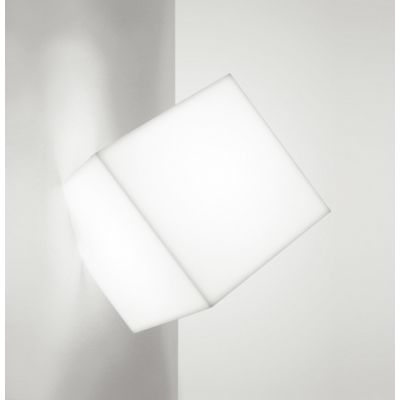 Artemide Edge 21 kinkiet 1x20W biały 1292010A