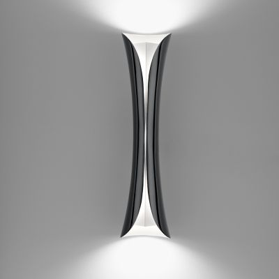 Artemide Cadmo kinkiet 2x10W czarny/biały 1373010A