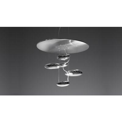 Artemide Mercury Mini lampa podsufitowa 1x160W chrom polerowany 1478010A