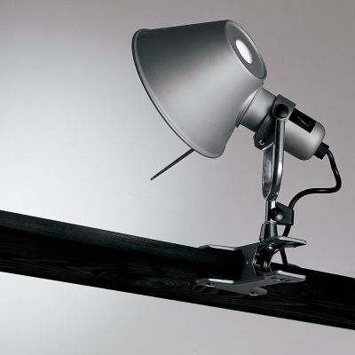 Artemide Tolomeo Pinza kinkiet 1x77W aluminium A005800
