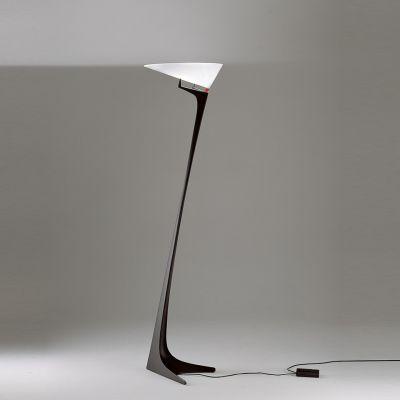 Artemide Montjuic lampa stojąca 1x400W czarny/biały A014400