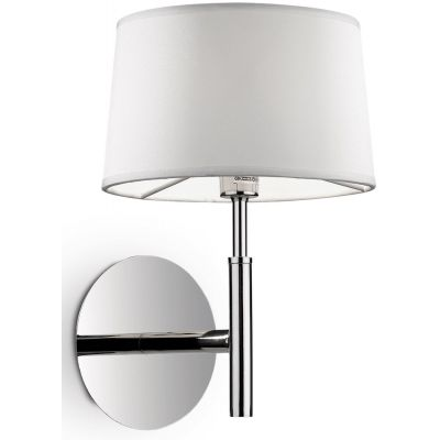 Ideal Lux Hilton kinkiet 1x28W biały 075471