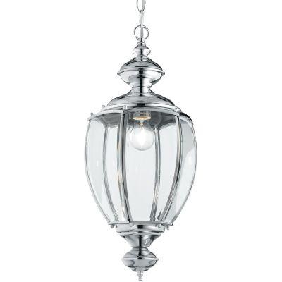 Ideal Lux Norma lampa wisząca 1x60W chrom 094786