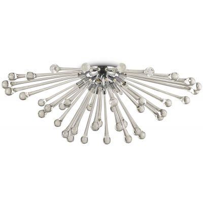 Ideal Lux Pauline PL5 lampa podsufitowa 5x40W chrom 111117