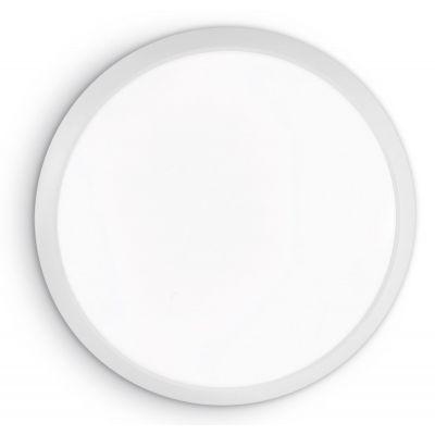 Ideal Lux Gemma plafon 12W biały 252599