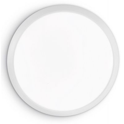 Ideal Lux Gemma plafon 24W biały 252612