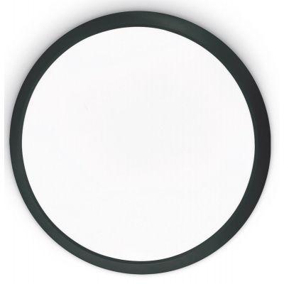 Ideal Lux Gemma plafon 24W czarny 252629