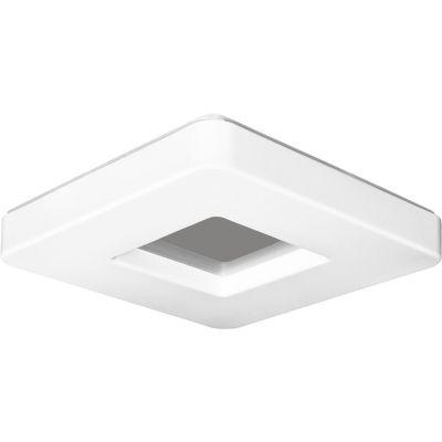 Lampex Albi plafon 1x20W biały 421/37