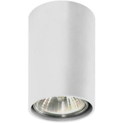 Lampex Simba lampa podsufitowa 1x40W biała 483/A