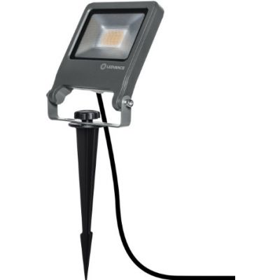 Ledvance Endura Garden naświetlacz 1x20W LED szary