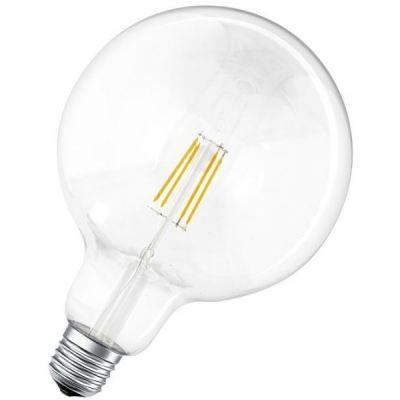 Ledvance Smart+ Filament Globe inteligentna żarówka LED 1x6W bluetooth przezroczysta
