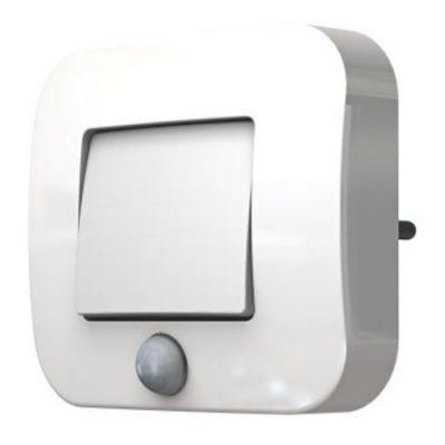 Ledvance Lunetta Hall Sensor lampa przypodłogowa 1x0,7W biała
