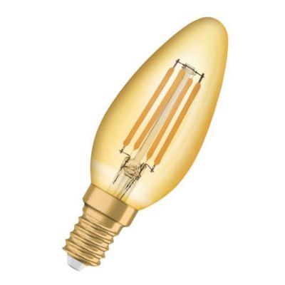 Ledvance Vintage 1906 żarówka LED 1x4W złota