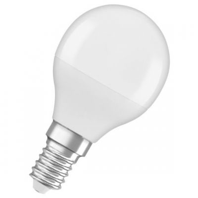 Ledvance LED Star Classic P żarówka LED 1x5,5W 2700K biała matowa