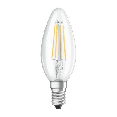 Ledvance Retrofit Classic B żarówka LED 1x6W E14 przezroczysta
