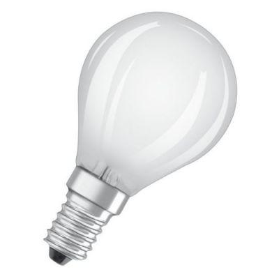 Ledvance Retrofit Classic P żarówka LED 1x4W matowa