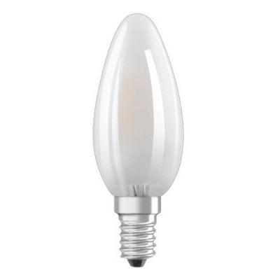 Ledvance Retrofit Classic B żarówka LED 1x4W E14 matowa
