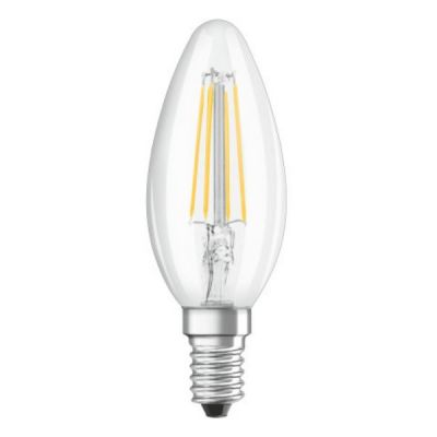 Ledvance Retrofit Classic B żarówka LED 1x4W E14 przezroczysta