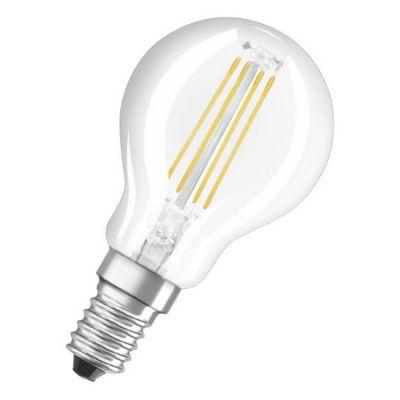 Ledvance Retrofit Classic P żarówka LED 1x6,5W przezroczysta