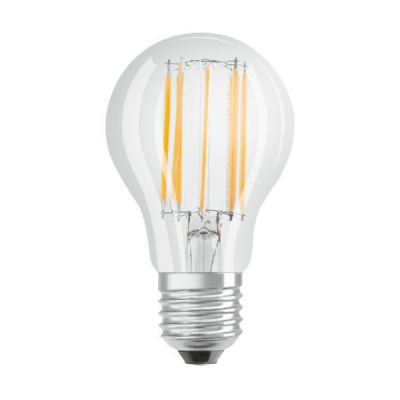 Ledvance Retrofit Classic A żarówka LED 1x10W E27 2700K przezroczysta